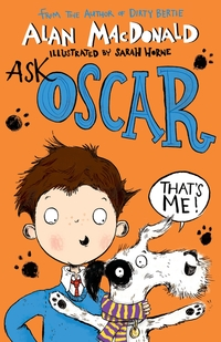 Ask Oscar, Illustrated by Sarah Horne