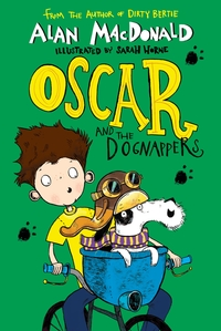 Oscar and the dognappers, Illustrated by Sarah Horne