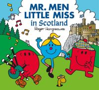 Mr Men in Scotland, Illustrated by Adam Hargreaves