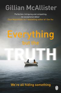 Everything but the truth, Gillian McAllister