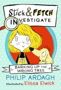 Barking up the wrong tree, Illustrated by Elissa Elwick