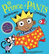 Prince of pants, illustrated by S. McIntyre