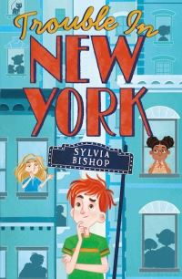 Trouble in New York, Illustrated by Marco Guadalupi