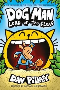 Lord of the fleas, Illustrated by Dav Pilkey