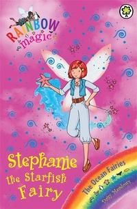 Stephanie the starfish fairy, illustrated by G. Ripper