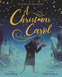 A Christmas carol, Illustrated by Mike Redman