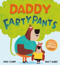 Daddy Fartypants, Illustrated by Matt Hunt