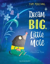 Dream big, Little Mole, Illustrated by Christine Pym