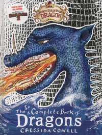 The incomplete book of dragons, a guide to dragon species, illustrated by C. Cowell