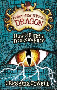 How to fight a dragon's fury, illustrated by C. Cowell