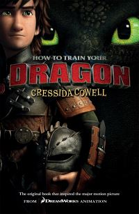 How to train your dragon, illustrated by C. Cowell