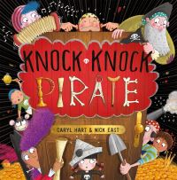 Knock knock pirate, Illustrated by Nick East