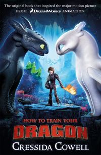 How to train your dragon, Illustrated by Cressida Cowell
