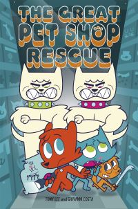 The great pet shop rescue, Illustrated by Giovanni Costa