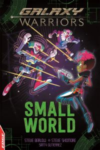 Small world, Illustrated by Santy Gutierrez
