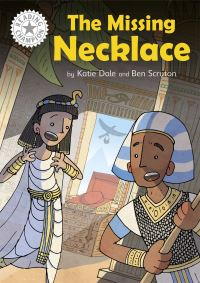 The missing necklace, Illustrated by Ben Scruton