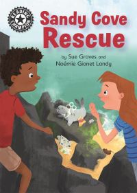 Sandy cove rescue, Illustrated by Noemie Gionet Landry
