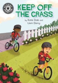 Keep off the grass, Illustrated by Liam Darcy