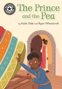 The prince and the pea, Illustrated by Ryan Wheatcroft