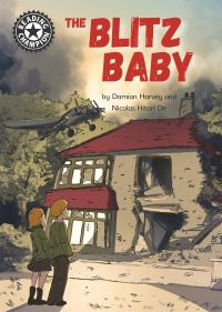 The Blitz baby, Illustrated by Nicolas Hitori De