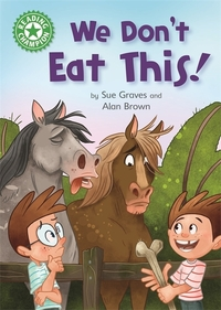 We don't eat this!, Illustrated by Alan Brown