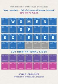 Women of science, 100 inspirational lives, John S. Croucher, AM, BA (Hons) (Macq), MSc, PhD (Minn), PhD (Macq), PhD (Hon) (DWU), PhD (UTS), FRSA, FAustMS, introduction by Rosalind F. Croucher, AM
