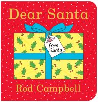 Dear Santa, illustrated by R. Campbell