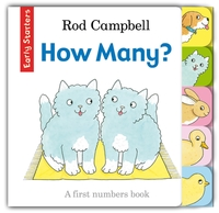 How many?, a first numbers book, illustrated by R. Campbell