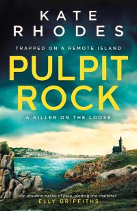 Pulpit Rock, Kate Rhodes