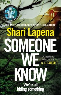 Someone we know, [electronic resource], Shari Lapena