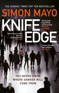 Knife edge, [electronic resource], Simon Mayo