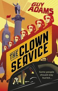 The clown service, [electronic resource], Guy Adams
