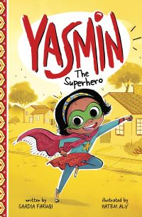 Yasmin the superhero, Illustrated by Hatem Aly