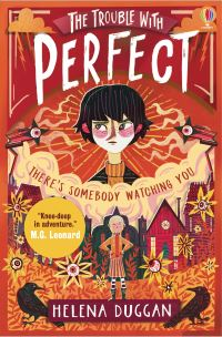 The trouble with Perfect, Illustrated by Karl James Mountford