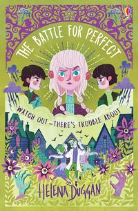 The battle for Perfect, Illustrated by Karl James Mountford