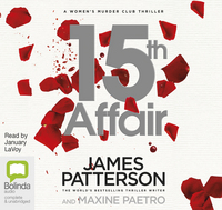 15th affair, James Patterson and Maxine Paetro