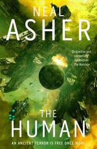 The human, Neal L. Asher