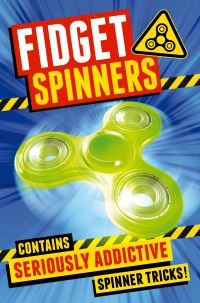 Fidget spinners, Illustrated by Grant Kempster