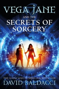 Vega Jane and the secrets of sorcery, Illustrated by Tomislav Tomic