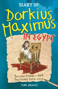 Diary of Dorkius Maximus in Egypt, illustrated by A. Pinder