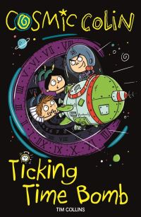 Ticking time bomb, Illustrated by John Bigwood