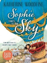 Sophie takes to the sky, Illustrated by Briony May Smith