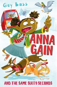 Anna Gain and the same sixty seconds, Illustrated by Steve May