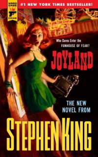Joyland, by Stephen King