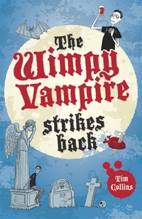 The wimpy vampire strikes back, illustrated by T. Collins