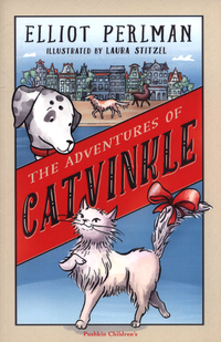 The adventures of Catvinkle, Illustrated by Elliot Perlman