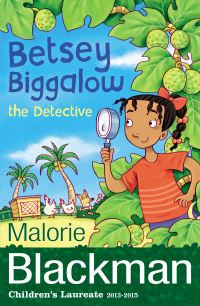 Betsey Biggalow the detective, illustrated by J. Smith