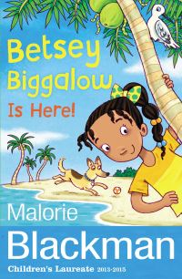 Betsey Biggalow is here!, illustrated by J. Smith