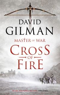Cross of fire, David Gilman