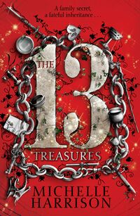 The 13 treasures, illustrated by M. Harrison